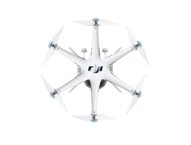 DJI Phantom XSIX drone