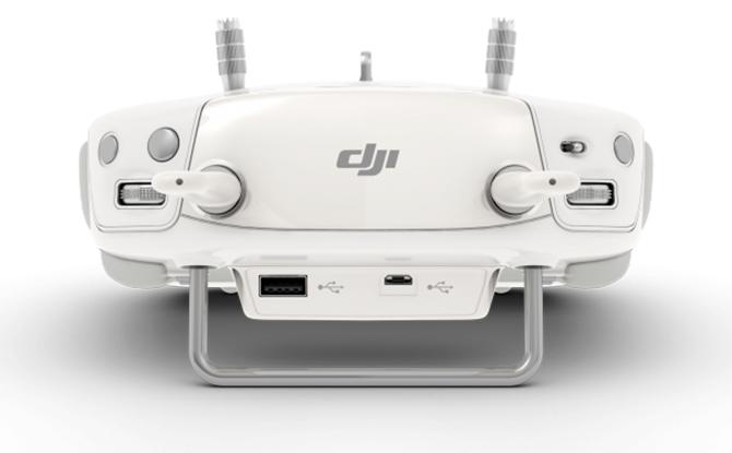 Phantom 3 Remote Controller - Ingen HDMI