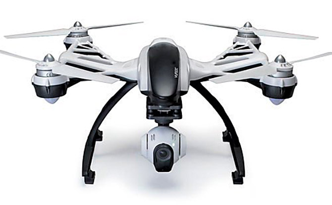 Q500 Typhoon quadcopter