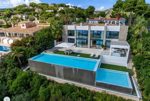 Villa | Dronefoto
