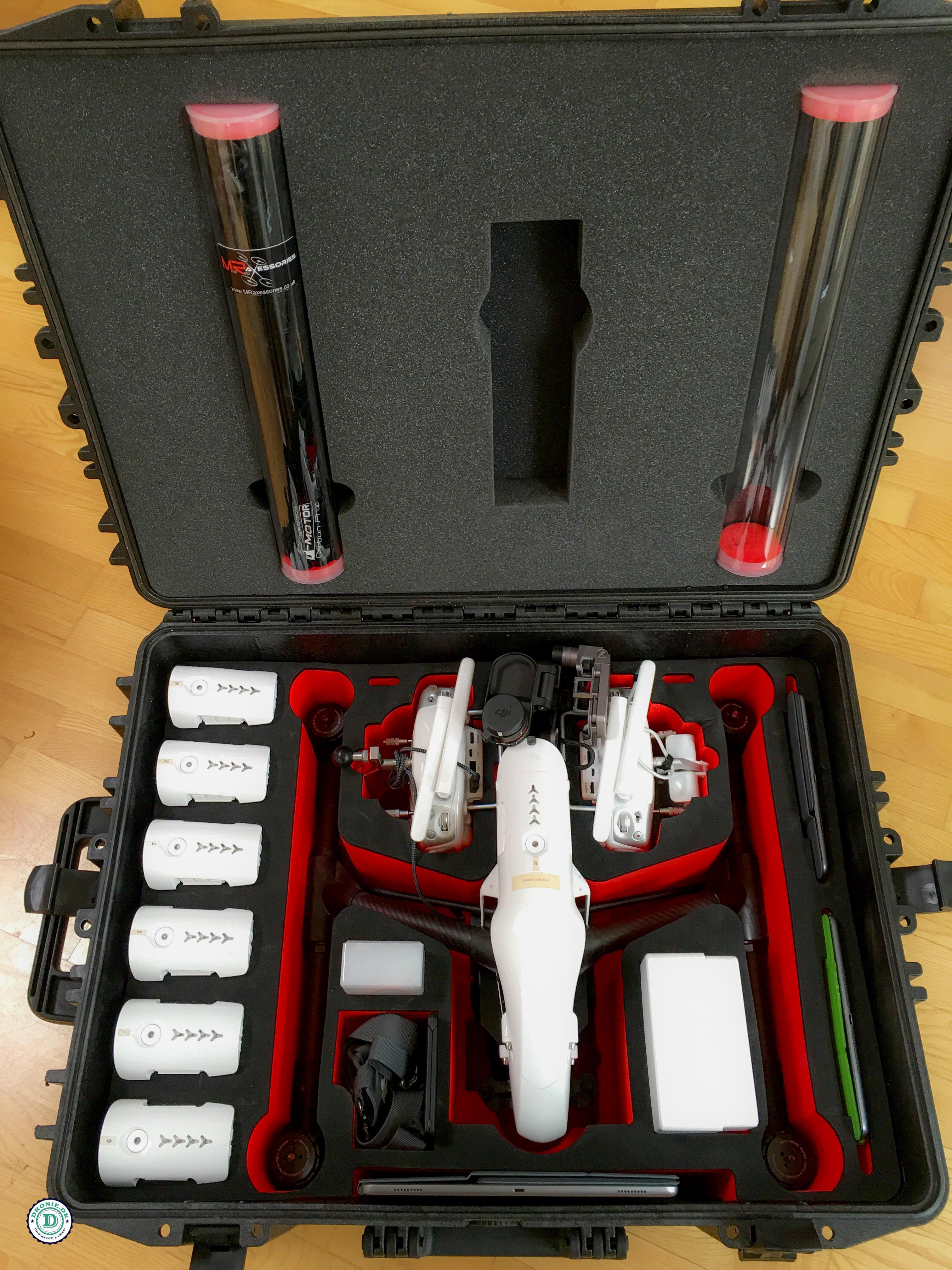 Ekstra udstyr til X5R bliver hurtigt nødvendigt
