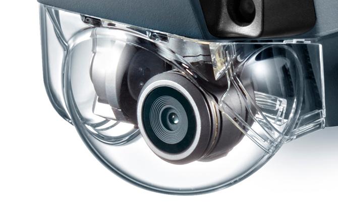 DJI MAVIC PRO- Kamera med beskyttelse