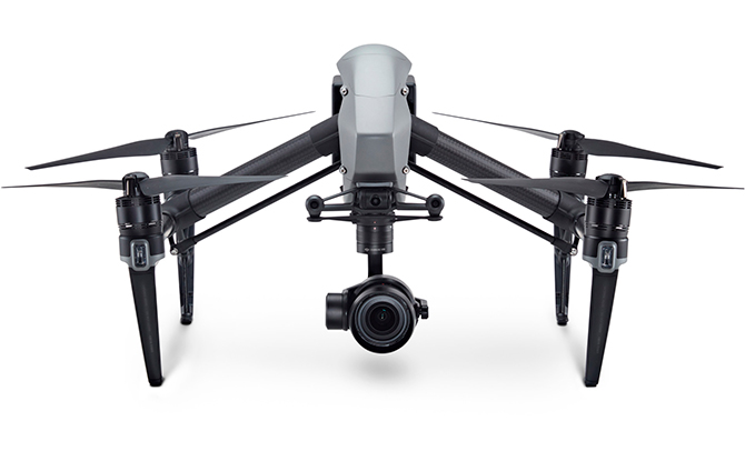 DJI Inspire 2 med X5S kamera